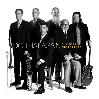 The Jazz Professors - Do That Again CD cover