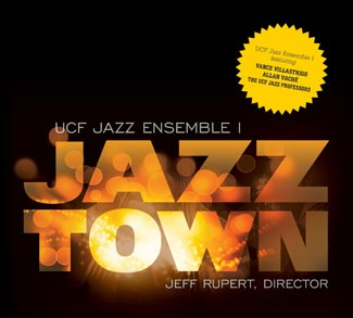 Jazz Town CD cover