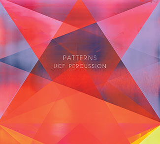 UCF Percussion - Patterns album cover