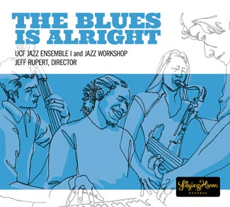 The Blues Is Alright CD cover